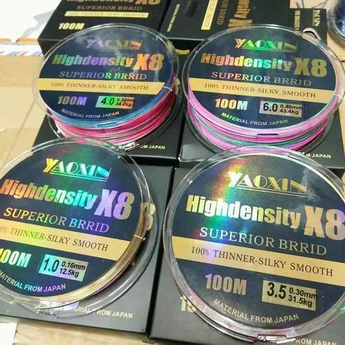 Dù x8 highdensity