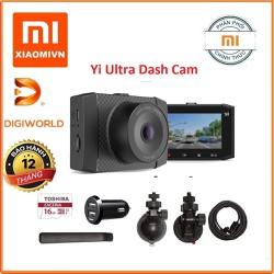 Camera hành trình Yi Ultra Dash Cam - Digiworld phân phối - YCS.1517