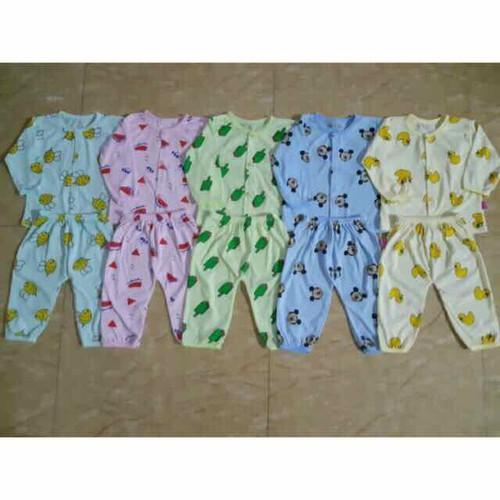 Bộ dài tay cotton mềm cho bé siêu rẻ