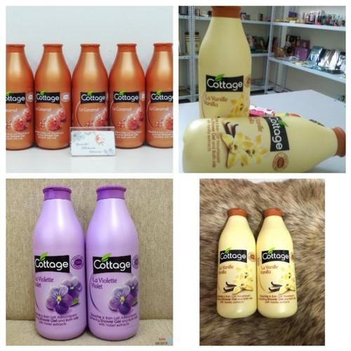 sữa tắm cottage vanilla pháp 750ml - 6472251 , 13106321 , 15_13106321 , 109000 , sua-tam-cottage-vanilla-phap-750ml-15_13106321 , sendo.vn , sữa tắm cottage vanilla pháp 750ml