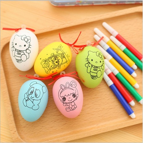 combo 2 Trứng tô màu cho bé kèm bút lông - 6468020 , 13101279 , 15_13101279 , 16000 , combo-2-Trung-to-mau-cho-be-kem-but-long-15_13101279 , sendo.vn , combo 2 Trứng tô màu cho bé kèm bút lông