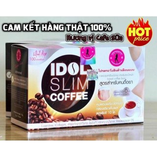 Cà Phê Giảm Cân Thái Lan IDOL - càphê giảm cân IDOL thumbnail