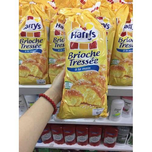 Bánh mì hoa cúc Pháp Harys  515gr