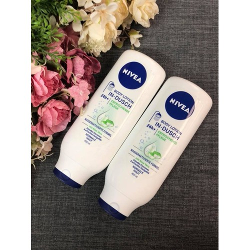 Sữa tắm dưỡng thể Nivea In-Shower Body Lotion