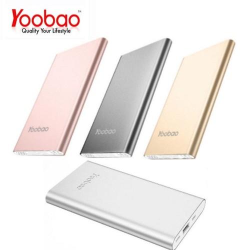 pin sạc dự phòng Yoobao PL5 - 5000mAh