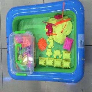 Bộ đồ chơi cát nặn cho bé [ĐƯỢC KIỂM HÀNG] - 13176600 thumbnail