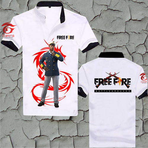 Áo thun free fire