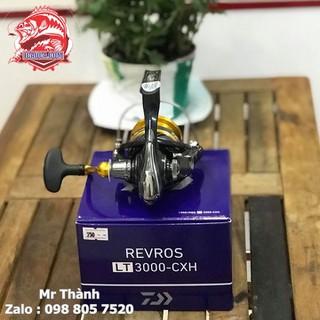 Daiwa Revros LT 3000 CXH máy câu cá cao cấp giá rẻ [ĐƯỢC KIỂM HÀNG] 13100918 - SHOPBAN385VN thumbnail
