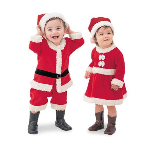 Bộ trang phục áo quần Noel dành cho bé trai gồm nón - 6475899 , 13110466 , 15_13110466 , 150000 , Bo-trang-phuc-ao-quan-Noel-danh-cho-be-trai-gom-non-15_13110466 , sendo.vn , Bộ trang phục áo quần Noel dành cho bé trai gồm nón
