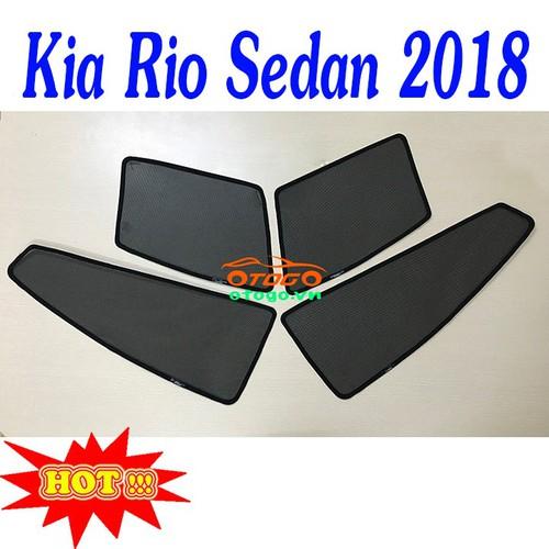 BỘ CHE NẮNG KÍNH Ô Tô THEO XE KIA RIO SEDAN 2018