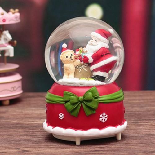 Hộp nhạc quả cầu tuyết giáng sinh-ông già noel và gấu teddy- đế đỏ - quà lưu niệm trang trí giáng sinh - 18971430 , 13102743 , 15_13102743 , 240000 , Hop-nhac-qua-cau-tuyet-giang-sinh-ong-gia-noel-va-gau-teddy-de-do-qua-luu-niem-trang-tri-giang-sinh-15_13102743 , sendo.vn , Hộp nhạc quả cầu tuyết giáng sinh-ông già noel và gấu teddy- đế đỏ - quà lưu niệ