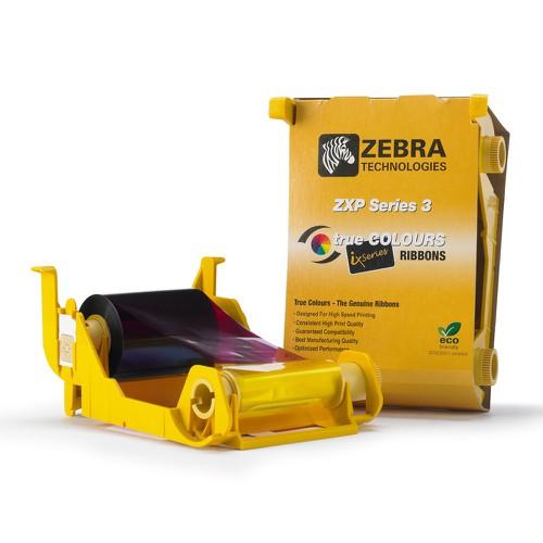 Mực in thẻ YMCKO cho máy Zebra ZXP3