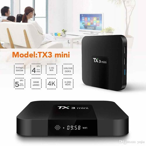 tivi box TX3 mini ram 2g