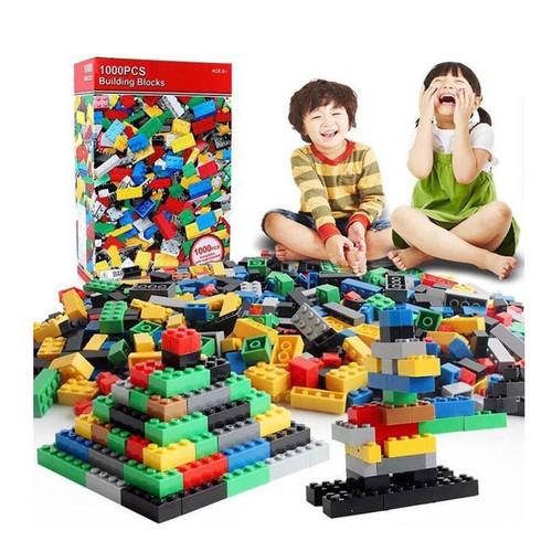 Bộ đồ chơi xếp hình 1000 mảnh ghép cho bé