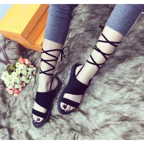 giày sandan tam giác chiến binh