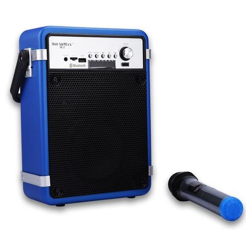 Loa Bluetooth soundmax M2 - 4476721 , 13446306 , 15_13446306 , 1350000 , Loa-Bluetooth-soundmax-M2-15_13446306 , sendo.vn , Loa Bluetooth soundmax M2