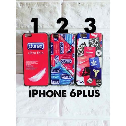 Ốp lưng iPhone 6 plus-6s plus full dẻo