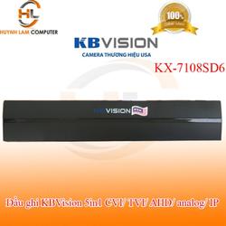 Đầu Ghi Kbvsion Kx 7108Sd6 8 Kênh 5 In 1   Hàng