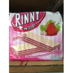 Bánh Xốp Rinny Thái Lan vị dâu 570g