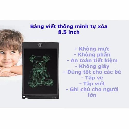 BẢNG VIẾT-VẼ LCD THÔNG MINH TỰ XÓA- Bảng viết  thông minh   ALIBABUM277 CAM KẾT CHẤT LƯỢNG LÀM NÊN THƯƠNG HIỆU