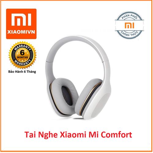 Tai nghe Xiaomi Mi Headphones Comfort White - Hãng phân phối
