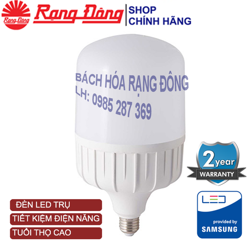 Bóng đèn LED BULB Trụ Rạng Đông LED TR100N1-30W - 6490003 , 13129495 , 15_13129495 , 187000 , Bong-den-LED-BULB-Tru-Rang-Dong-LED-TR100N1-30W-15_13129495 , sendo.vn , Bóng đèn LED BULB Trụ Rạng Đông LED TR100N1-30W