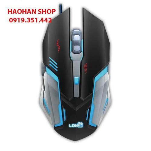 Chuột máy tính- Chuột Chơi Game X701 Có Đèn Led - Chuột Chuyên Game - Chuột Gaming