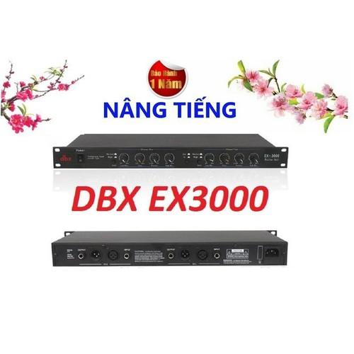 Máy nâng tiếng dbx ex3000 ex  3000 đen