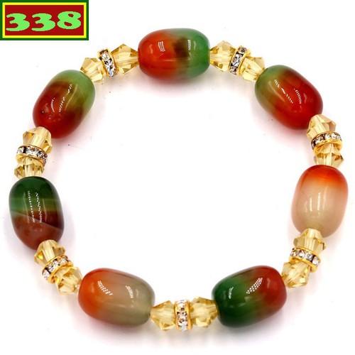Chuỗi hạt đeo tay đá thạch anh đỏ xanh FSOXV2 - 6493297 , 13133782 , 15_13133782 , 140000 , Chuoi-hat-deo-tay-da-thach-anh-do-xanh-FSOXV2-15_13133782 , sendo.vn , Chuỗi hạt đeo tay đá thạch anh đỏ xanh FSOXV2
