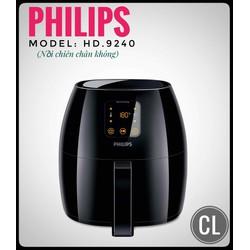 Nồi chiên không dầu Philips HD9240 - HD9240