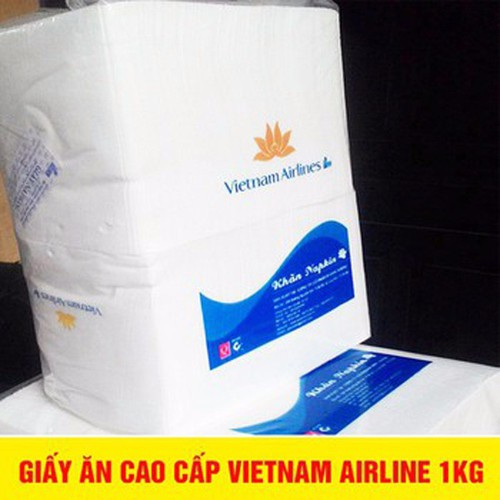 Khăn giấy đa năng Vietnam Airlines cao cấp loại 1kg - 6495115 , 13136753 , 15_13136753 , 85000 , Khan-giay-da-nang-Vietnam-Airlines-cao-cap-loai-1kg-15_13136753 , sendo.vn , Khăn giấy đa năng Vietnam Airlines cao cấp loại 1kg