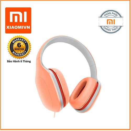Tai nghe Xiaomi Mi Headphones Comfort Orange - Hãng phân phối