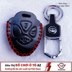 Bao Da Bọc Chìa Khóa Ô Tô Toyota Innova, Fortuner Cũ