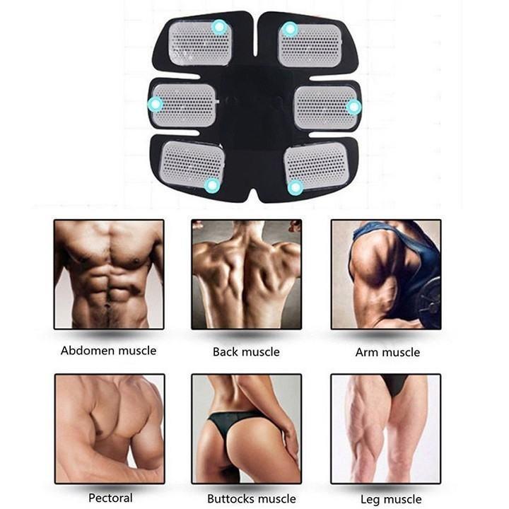 Máy Massage Body 6 Múi - dụng cụ tập bụng 2