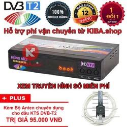 Đầu Thu Kỹ Thuật Số DVB T2 HD tS123 Youtube