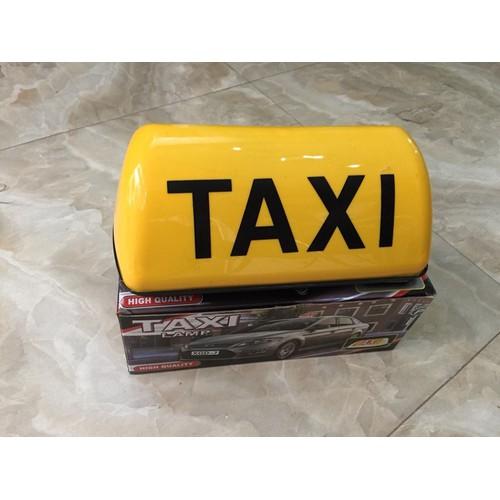Mào taxi nam châm