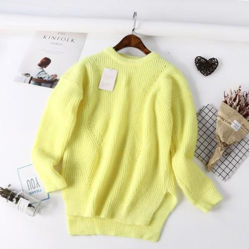 Áo len kiểu dày dặn - 09690