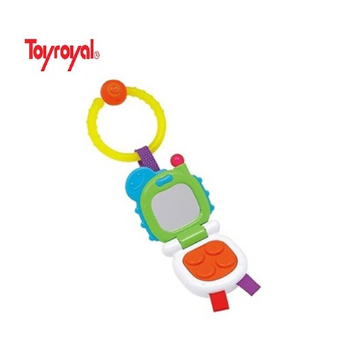 Điện thoại nắp gập có móc treo Toyroyal