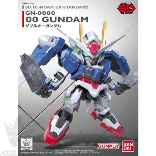 Đồ chơi mô hình lắp ráp SD Gundam EX 008 00 Gundam