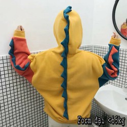 áo nỉ khủng long