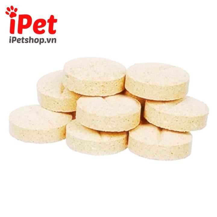 Viên Bổ Sung Canxi Calcium Phosphorus Cho Thú Cưng Chó Mèo 3