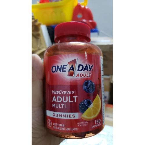 Kẹo vitamin One A Day dành cho nam và nữ