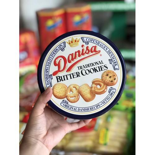 Bánh bơ ĐAN MẠCH DANISA 200g