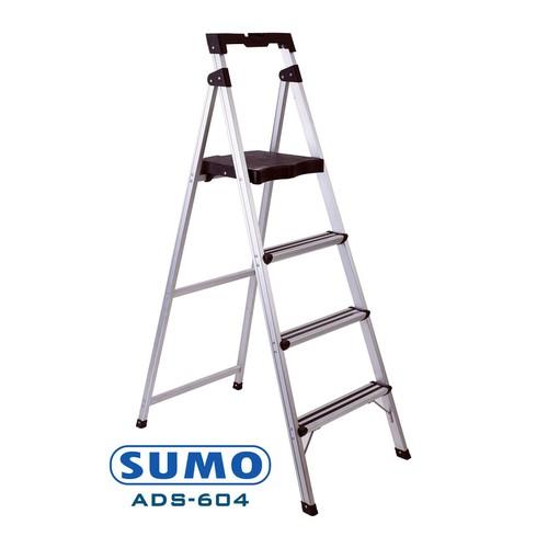 Thang nhôm ghế 4 bậc xếp gọn SUMO ADS-604 - 6505663 , 13150002 , 15_13150002 , 950000 , Thang-nhom-ghe-4-bac-xep-gon-SUMO-ADS-604-15_13150002 , sendo.vn , Thang nhôm ghế 4 bậc xếp gọn SUMO ADS-604