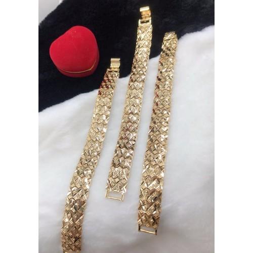 lắc tay nam nữ dát vàng 18k - 6514491 , 13161016 , 15_13161016 , 219000 , lac-tay-nam-nu-dat-vang-18k-15_13161016 , sendo.vn , lắc tay nam nữ dát vàng 18k