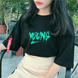 Áo phông nam nữ Young