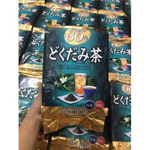 [auth+date new] trà thải độc diếp cá ORIHIRO DOKUDAMI  tea Nhật Bản