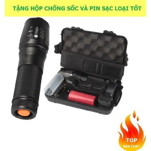 ĐÈN PIN - ĐÈN PIN X900