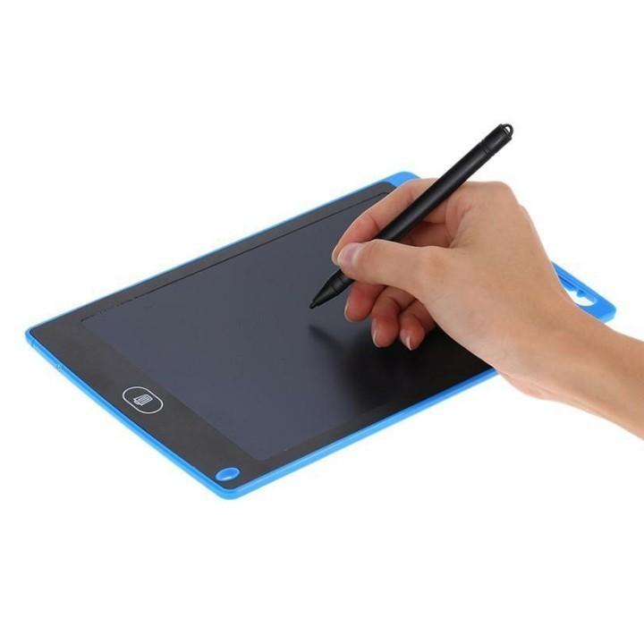 [ ƯU ĐÃI CHO BÉ ]Bảng viết Vẽ Viết Điện Tử Thông Minh LCD cao cấp xóa nhanh tích tắc 8.5 inch size lớn ahamus store [ĐƯỢC KIỂM HÀNG] - SHOPBAN3076VN 9