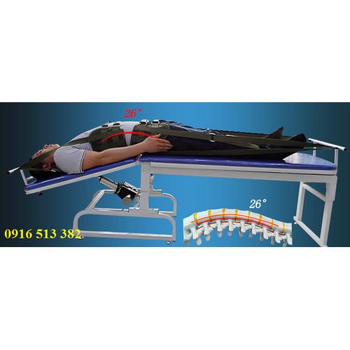 Giường kéo giãn và nắn chỉnh cột sống lưng bằng điện - 6506060 , 13150401 , 15_13150401 , 15000000 , Giuong-keo-gian-va-nan-chinh-cot-song-lung-bang-dien-15_13150401 , sendo.vn , Giường kéo giãn và nắn chỉnh cột sống lưng bằng điện